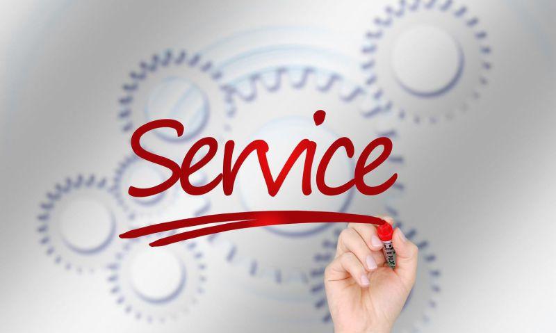 Service, Wohnungsvermietung